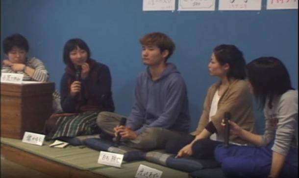 アーカイ部 公開座談会 【2009年度 ブカツ草創期メンバー】