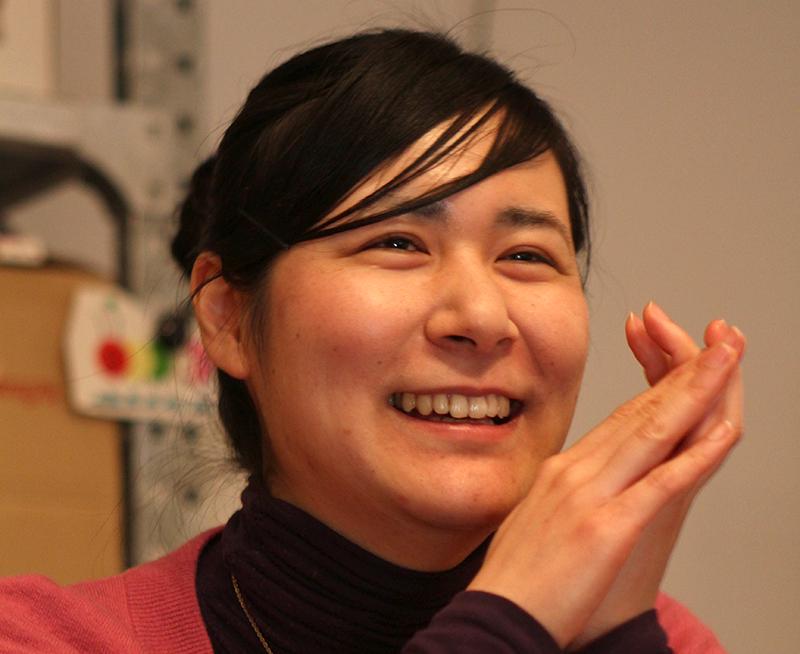 太田恵美子さん